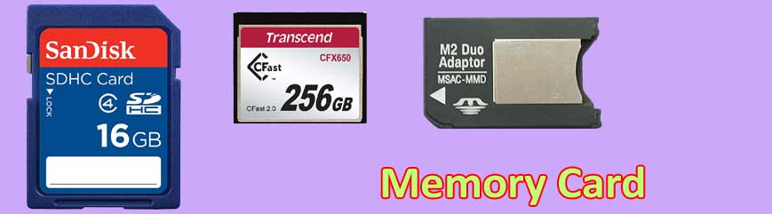 Memory Card Data Recovery Center